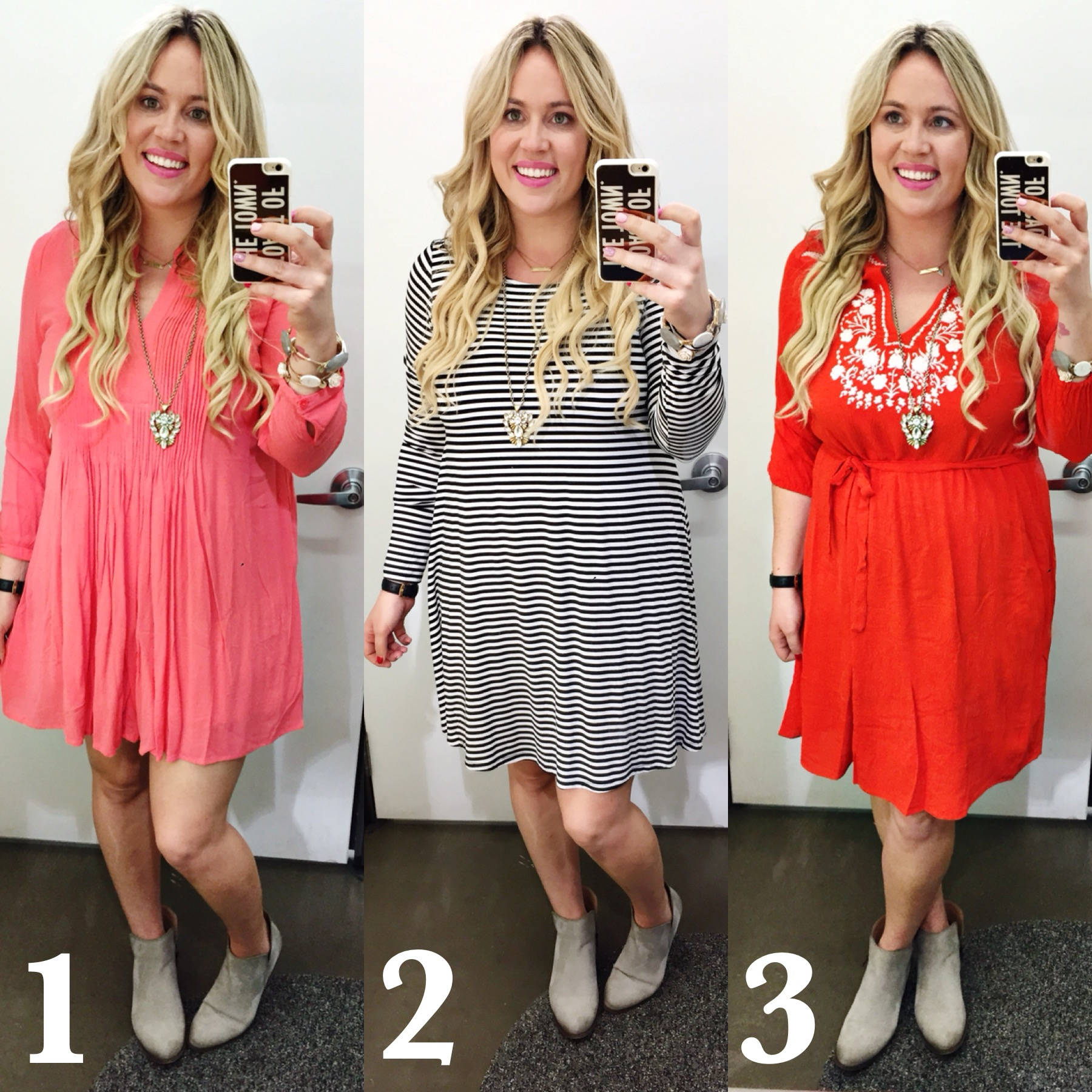 Dressing Room Dilemma xx Old Navy Spring Dresses 2017 graphic