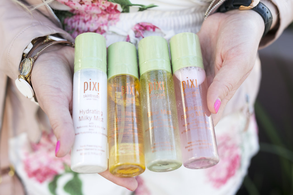 The Perfect Facial Mist xx Pixi graphic