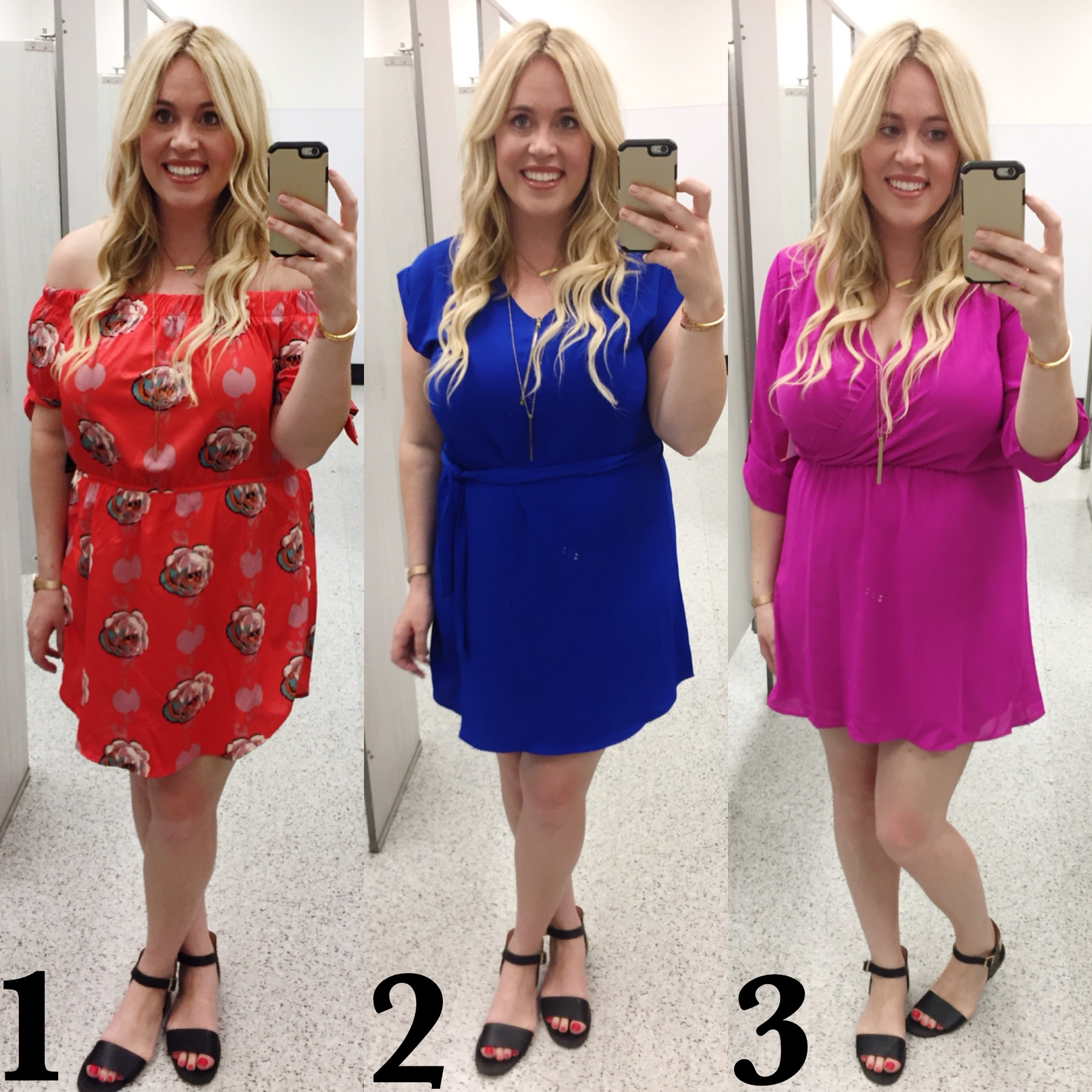 Jewel Tones for Spring xx Ross Dress for Less graphic