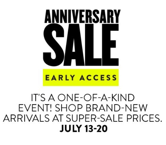 Top 5 Tips for Shopping the Nordstrom Anniversary Sale graphic
